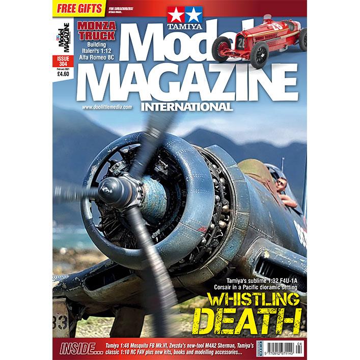 DooLittle Media, Tamiya Magazine Issue 304