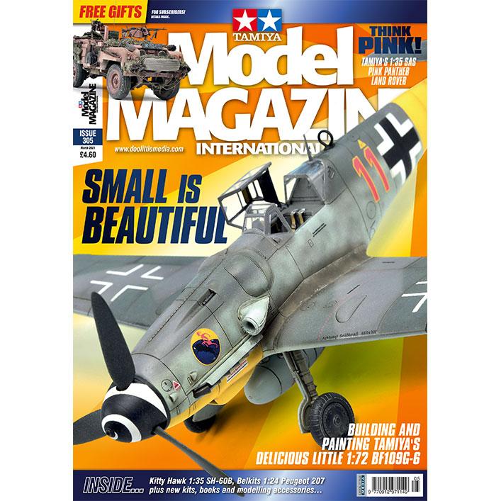 DooLittle Media, Tamiya Magazine Issue 305