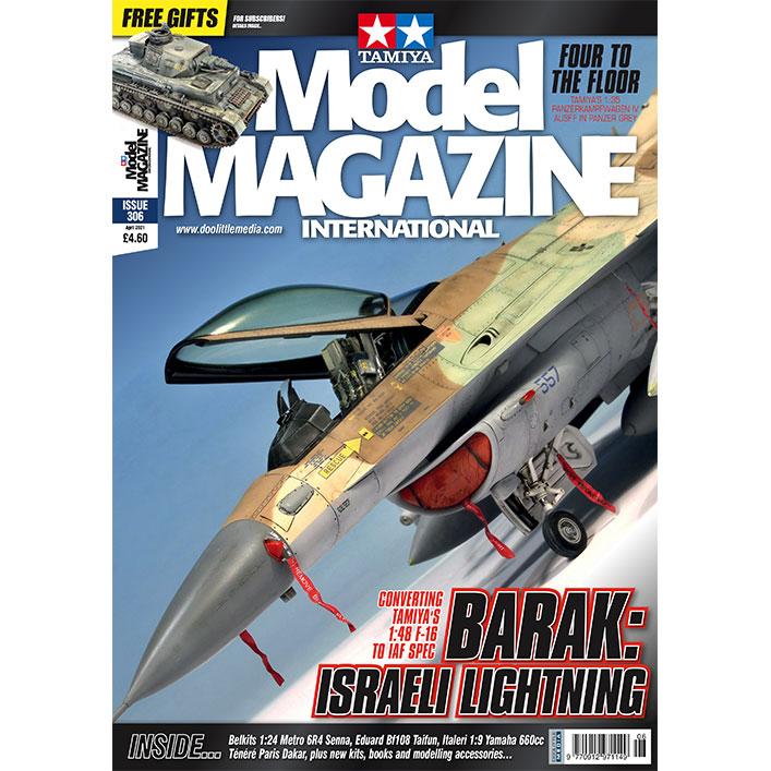 DooLittle Media, Tamiya Magazine Issue 306