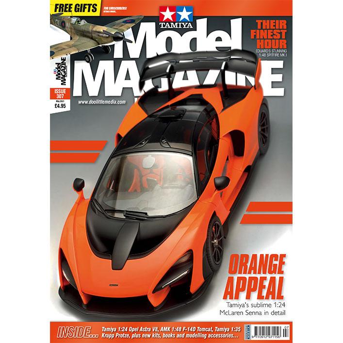 DooLittle Media, Tamiya Magazine Issue 307