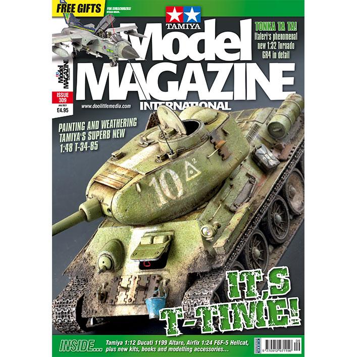 DooLittle Media, Tamiya Magazine Issue 309