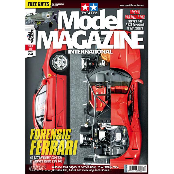 DooLittle Media, Tamiya Magazine Issue 310