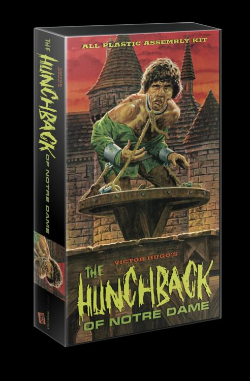 Doll & Hobby Hunchback of Notre Dame - ArtBox Edition