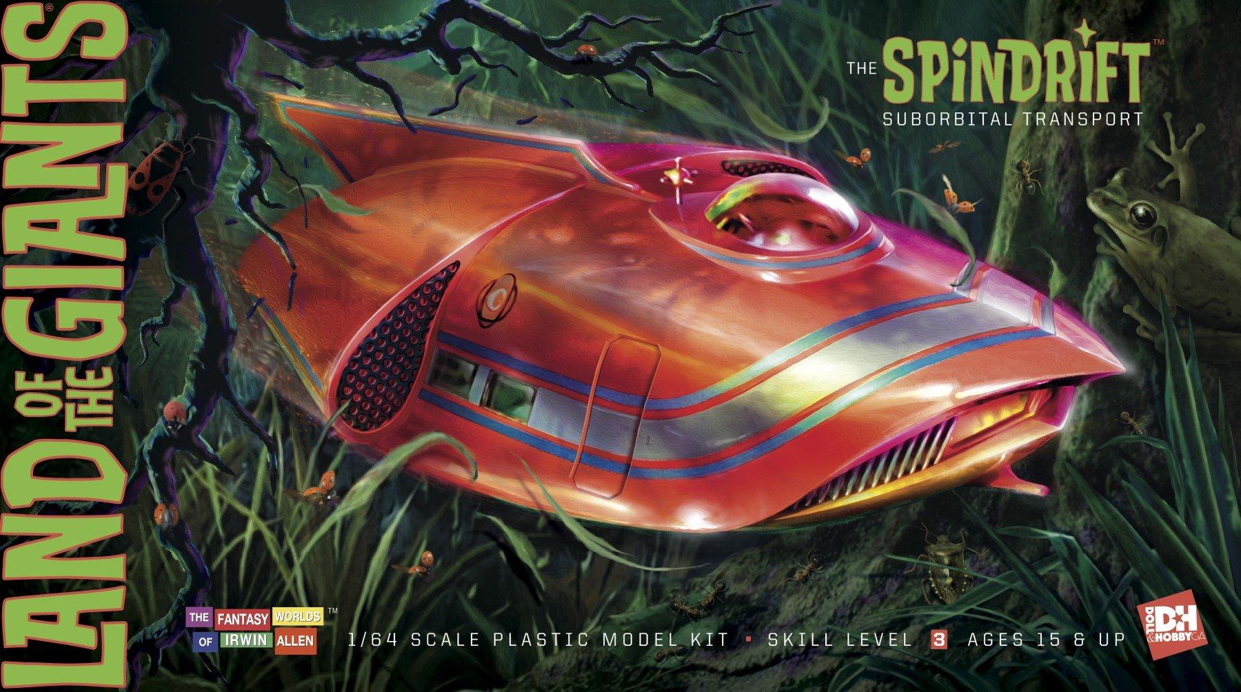 Doll & Hobby 1/64 Land of the Giants Spindrift