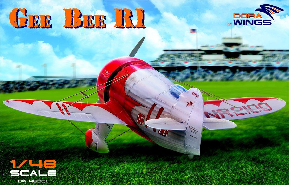 Dora Wings Gee Bee Super Sportster R-1
