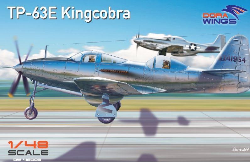 Dora Wings Bell TP-63E Kingcobra (Two seat)