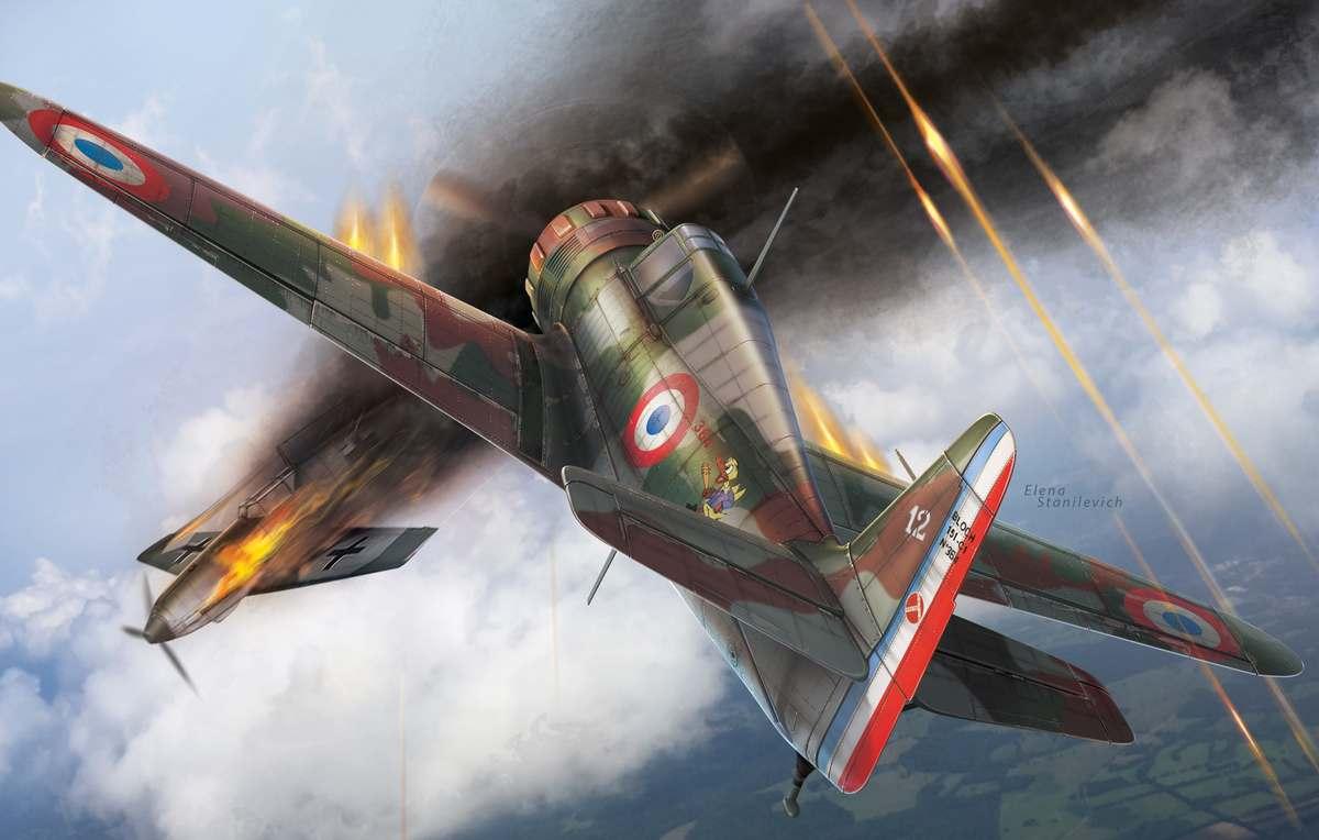 Dora Wings Bloch MB.151C.1