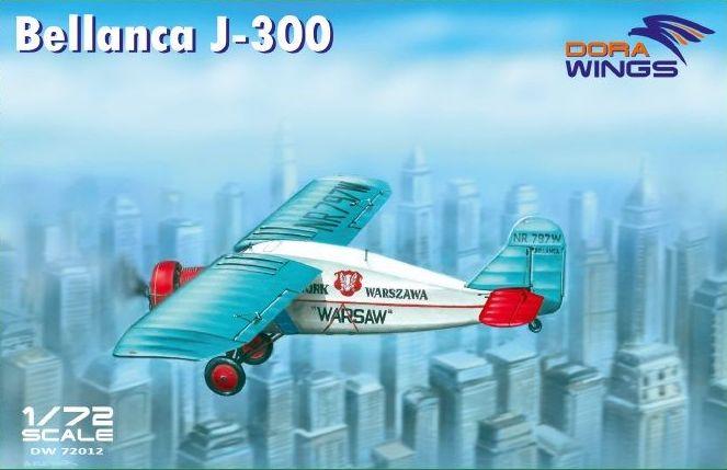 """Dora Wings Bellanca J-300 (""""Liberty""""+""""Warsaw"""")"""