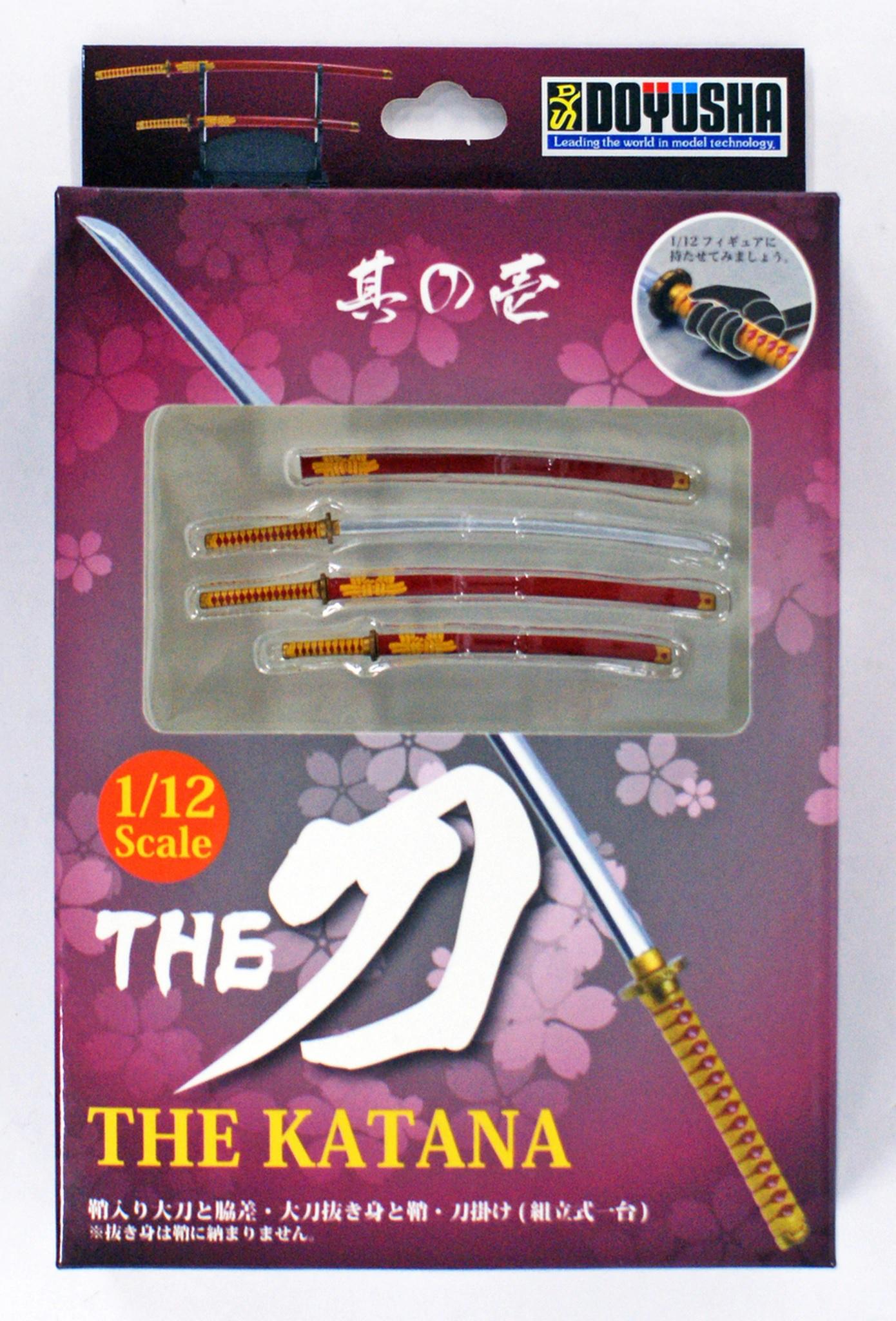 Doyusha 1/12 THE KATANA No1