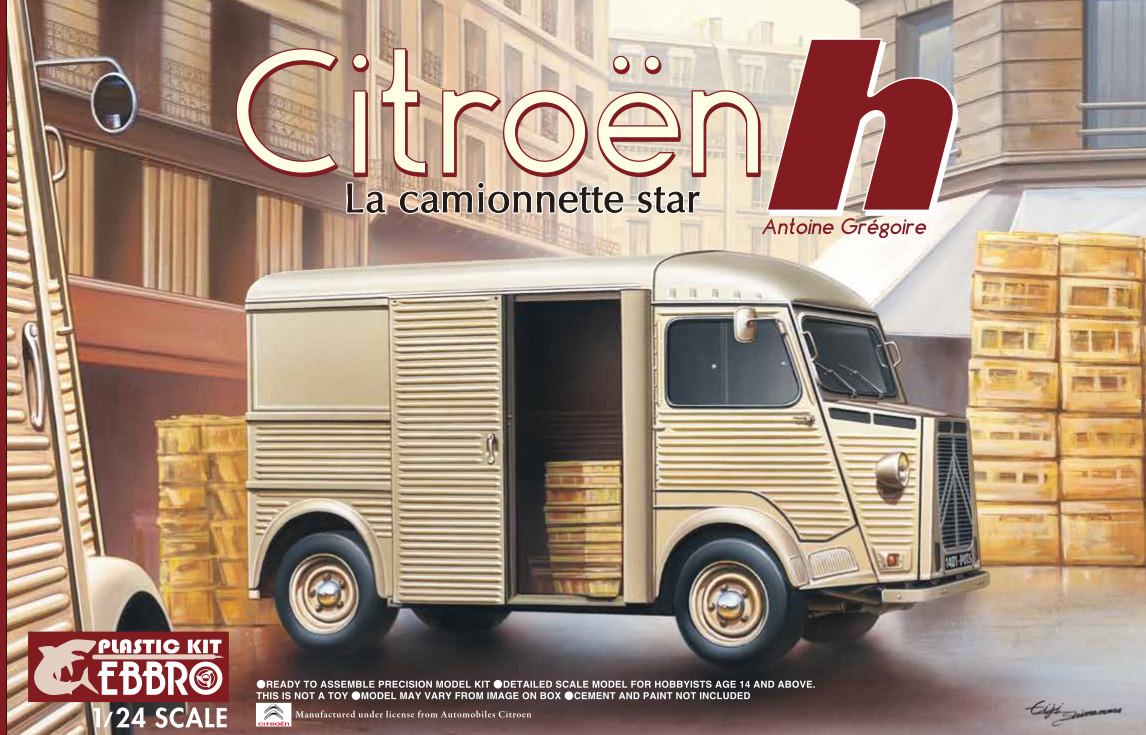 Ebbro Citroen H van