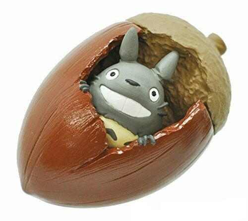 "Ensky KM-m04 Totoro and Acorn Mini 3D Puzzle ""My Neighbor Totoro"" Box of 6, Ensky Puzzle"