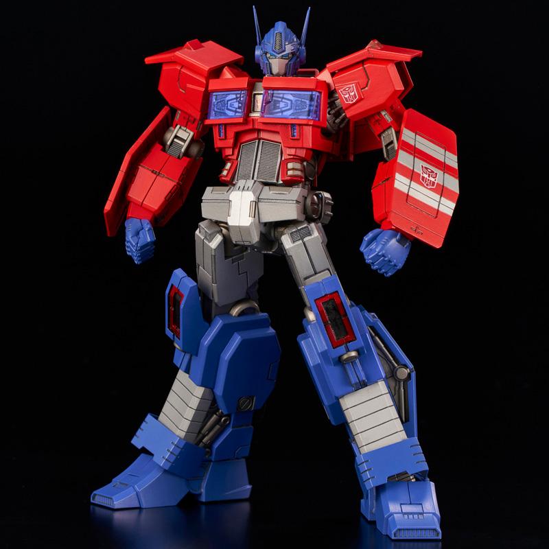 "Flame Toys Furai Model Optimus Prime (IDW ver.) ""Transformers"""