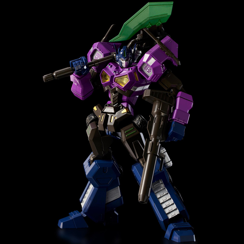 """Flame Toys Furai Model Shattered Glass Optimus Prime (Attack Mode) """"Transformers"""""""