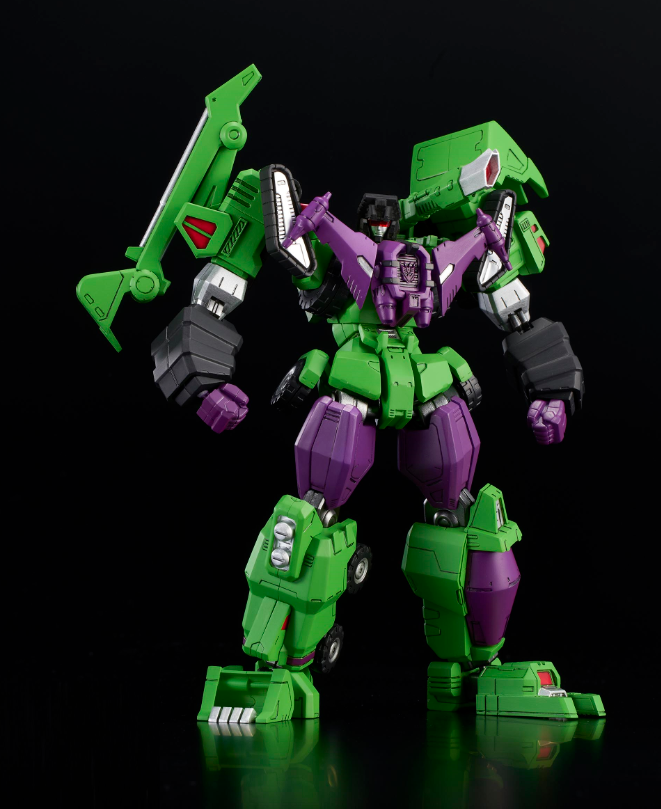 "Flame Toys Devastator ""Transformers"", Flame Toys"