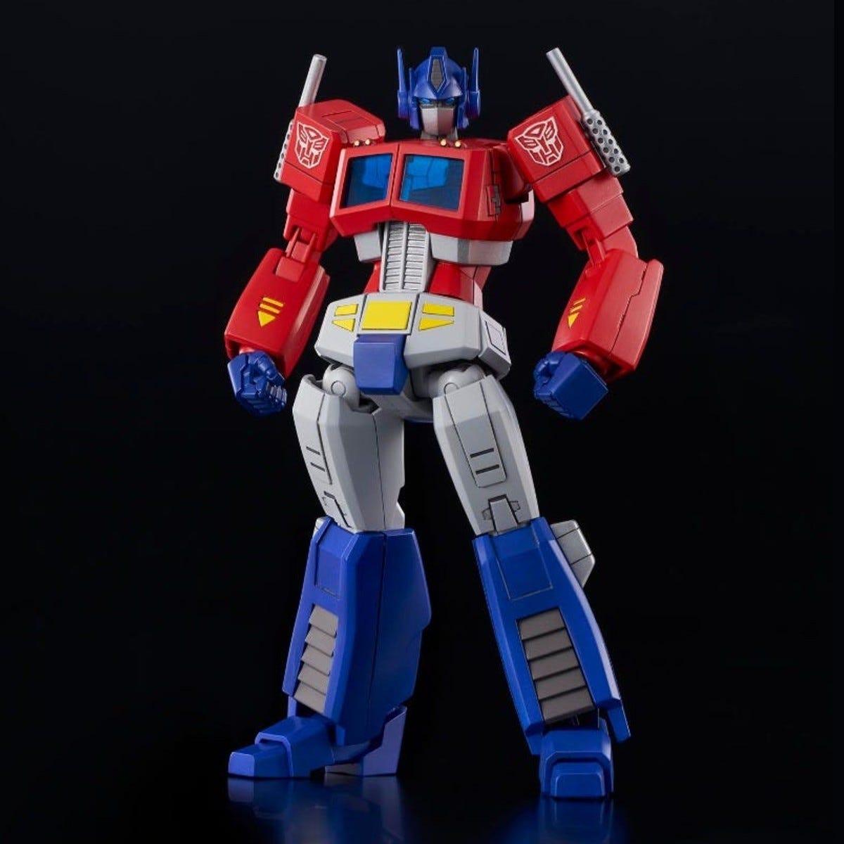 "Flame Toys Furai Model ""Transformers"" Optimus Prime (G1 Ver.)"