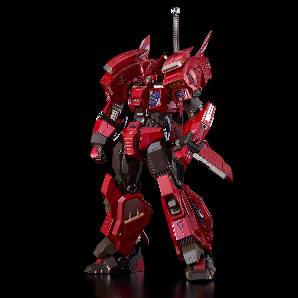 """Flame Toys Furai Model """"Transformers"""" Shattered Glass Drift"""