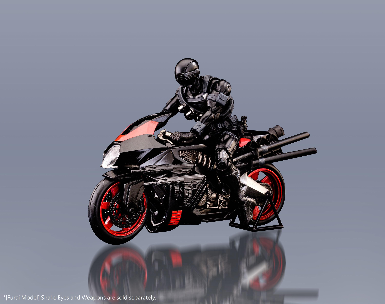 "Flame Toys Furai Model Speed Cycle (for Snake Eyes) ""GI Joe"""