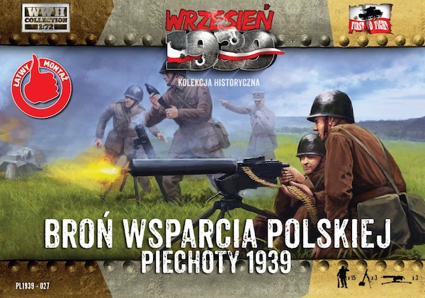 First to Fight Polish Infantry Support Weapons