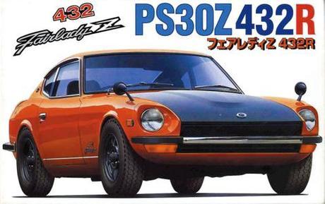 Fujimi Nissan/Datsun Z432R