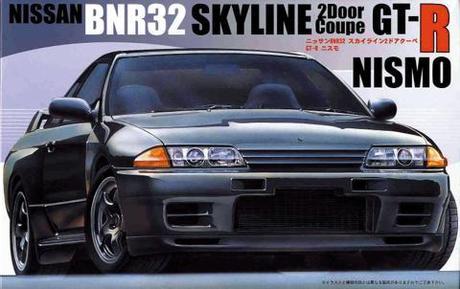 Fujimi Nissan Skyline GT-R KPGC-10