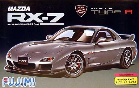 Fujimi Mazda FD3S RX-7 SPRIT R type A
