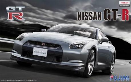 Fujimi Nissan GT-R (R35)