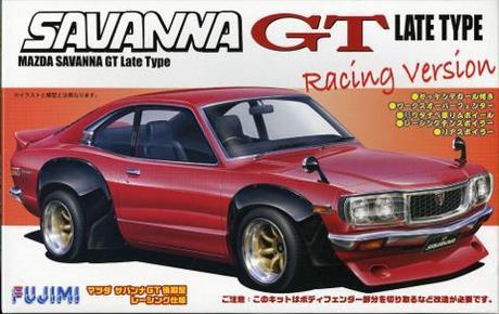 Fujimi Mazda Savanna GT RX-3 Racing version