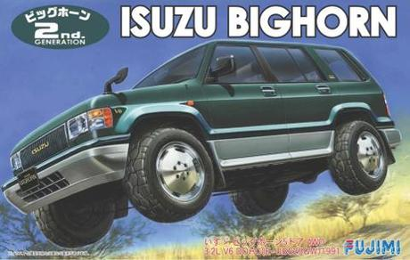 Fujimi Isuzu Bighorn