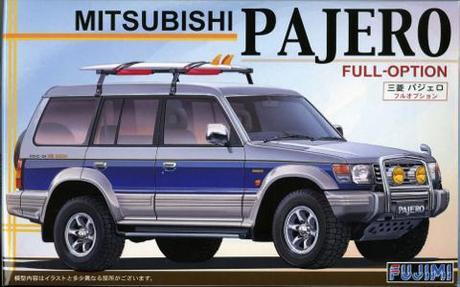 Fujimi Mitsubishi Pajero