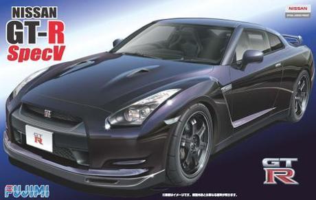 Fujimi Nissan GT-R (R35) Spec-V