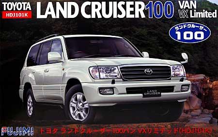 Fujimi LANDCRUISER 100 VAN VX LIMITED