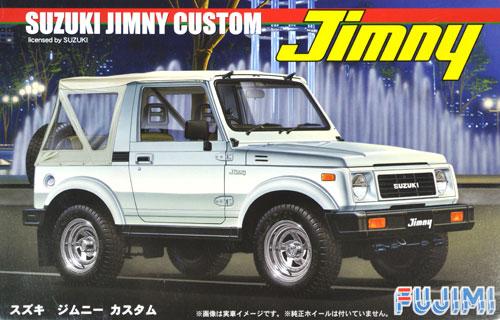 Fujimi Jimny (Samurai) 1300 special '86