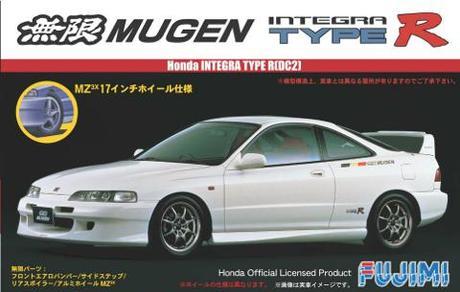 Fujimi Mugen Integra Type-R