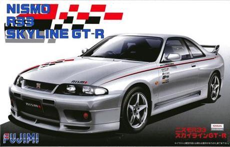 Fujimi 1/24 Nissan Skyline R33GTR Nismo
