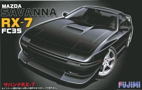 Fujimi Mazda Savanna RX-7 (FC3S)