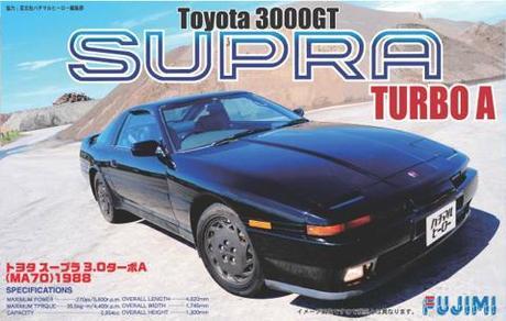 Fujimi Toyota Supra 3.0GT '87