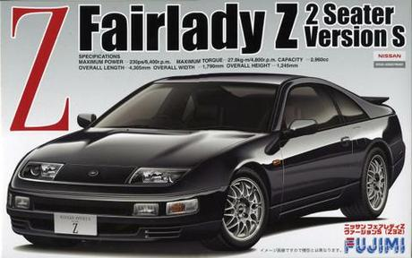 Fujimi Nissan Z32 300ZX S version '94