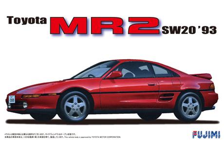 Fujimi Toyota new MR-2 '93