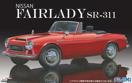 Fujimi Nissan Fairlady SR311
