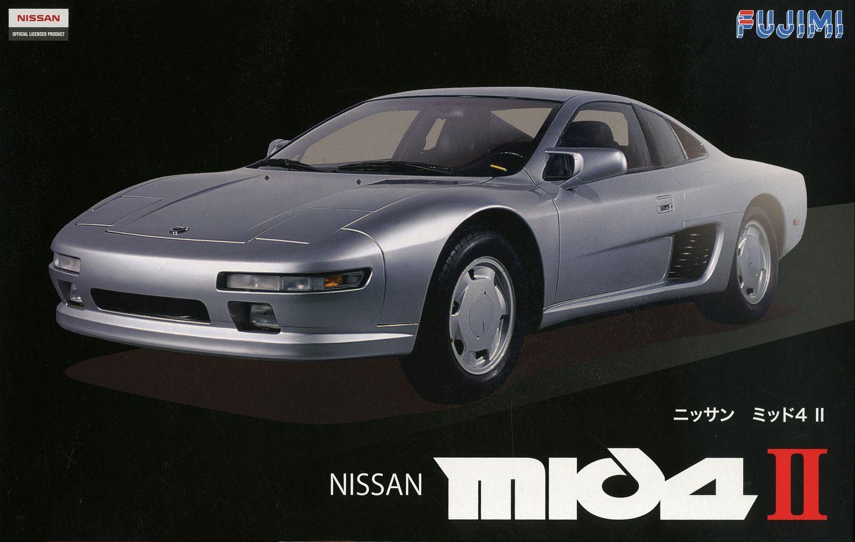 Fujimi Nissan MID4 II