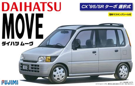 Fujimi Daihatsu Move CX '95
