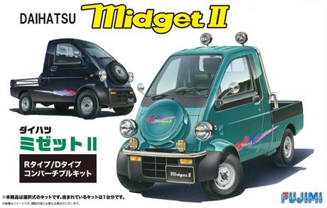Fujimi Daihatsu Midget Type R/Type D