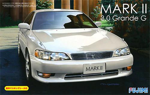 Fujimi Mark.II 3.0 Grande G w/Window Frame Masking