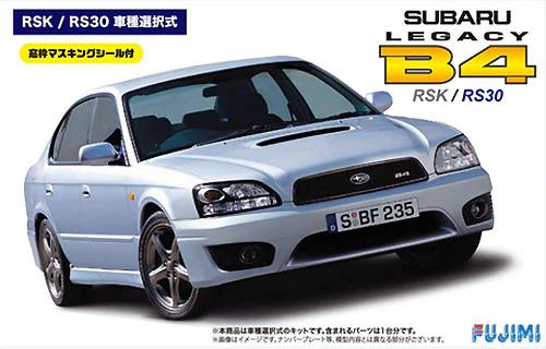 Fujimi Subaru Legacy B4 RSK / RS30 w/Window Frame Masking Seal