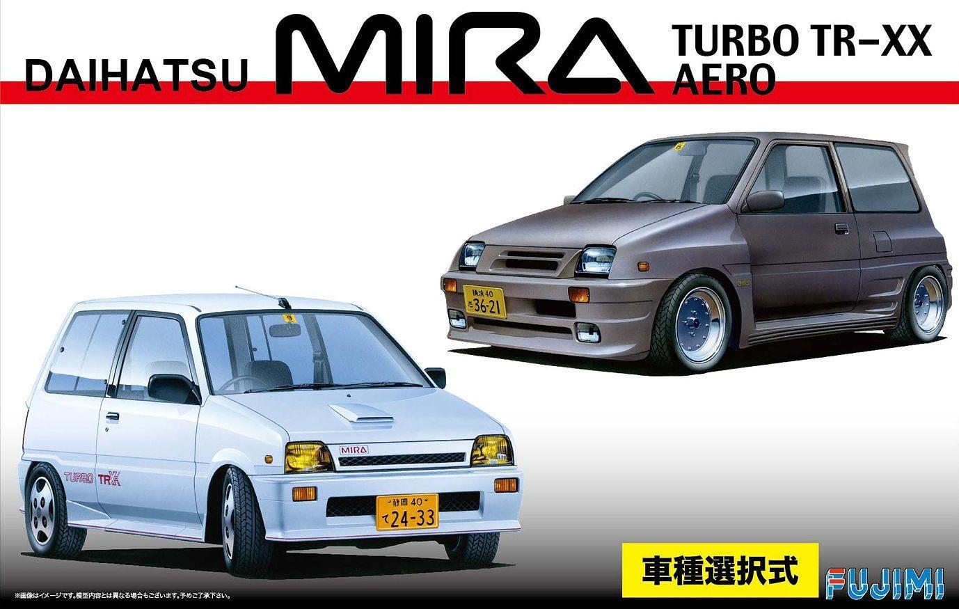 Fujimi Mira Turbo TR-XX/Aero