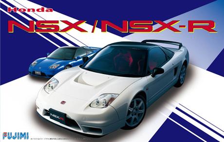 Fujimi Honda NSX/NSX-R