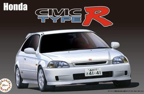 Fujimi Honda Civic TypeR Late Ver (EK9)