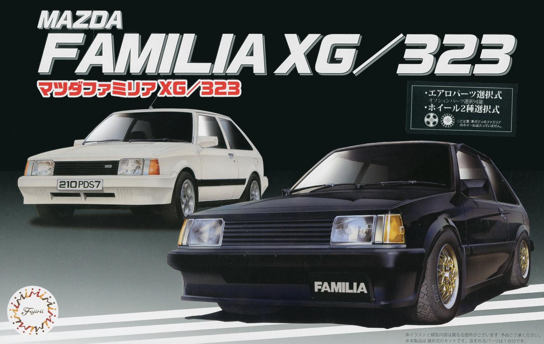 Fujimi Familia XG/323