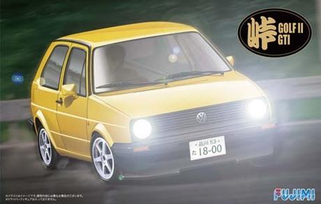 Fujimi Volkswagen Golf II GTI