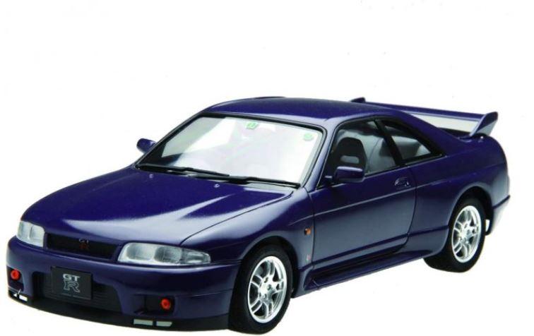 Fujimi 1/24 Nissan R33 Skyline GT-R V-Spec '95